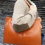 セミオーダー:マチが広いバッグ