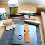 手縫いの時の道具色々
