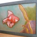 金魚(展示作品)