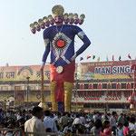 Festanlass in Indien, März 2003