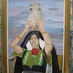 Femme Bédouin, Israël