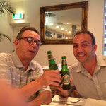 Mythos in Adelaide with GB.  Gold.