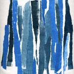 Monotipia em papel 30 x 20 cm