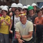 Moments forts en 2011 - Les CM1 et CM2 au musée de la mine à Ungersheim (68)