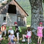 Moments forts en 2010 - Randonnée dans les Vosges : CP-CE1