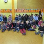Rentrée 2011 – Classe des petits/moyens – Prêts pour la récréation !