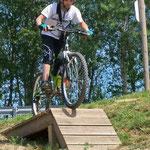 Moments forts en 2011 - Le P'tit tour USEP à vélo