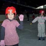 Moments forts en 2010 - Le CP à la patinoire