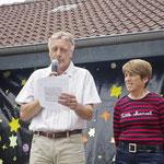 Moments forts en 2011 - Le départ en retraite de M. Coulon et de Mme Millet