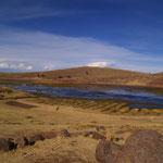 Sillustani - ein Inka-Friedhof