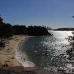 Blicke vom Vaucluse Costal Trek