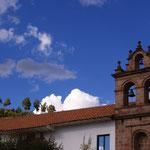 Straßen in Cusco