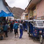 Marktleben in Urubamba