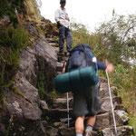 Diese Treppen nennen sich auch Gringokiller