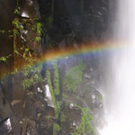 Da beginnt der Regenbogen
