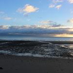 Den Abend und den nächsten Morgen verbrachte ich in der Golden Bay