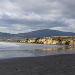Monkey Island Bay, dort haben wir wild gecampt...