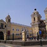 Monasterio mit Katakomben
