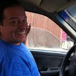 Mein Lieblingstaxifahrer José