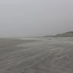 An der Wetküste gibt es wohl kein schönes Wetter