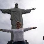 Christo-Statue auf dem Cocovado