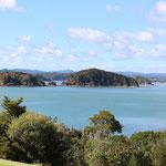 Blick über die Bay