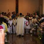 Adventsgottesdienst auf Rapa Nui