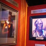 Die Maoris, die den Waitangi-Vertrag unterzeichnet haben am 6.2.1840