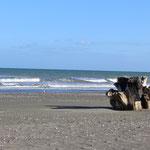Der Strand von Otahi