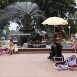 Künstler im Hyde Park