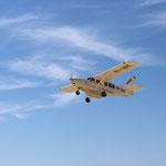 Flug über Fraser Island