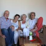 Bernie, Elfie & Victoria, wo meine Wintersachen untergestellet waren