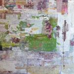 Stella Marina, 140 x 150 cm,Acryl auf Leinwand, 2012, Preis 1650,-