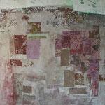 Lotus Stern, 130 x 180 cm, Acryl auf Leinwand, 2010, Preis 1800,-