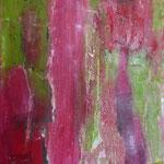 Feuer und Land, 100 x 140 cm, Acryl auf Leinwand, 2008, Preis 1550,-
