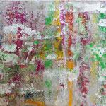 Zisch, 40 x 80 cm, Acryl auf Leinwand, 2018, verkauft