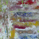 Zisch die 2., 40 x 80 cm, Acryl auf Leinwand, 2018, verkauft