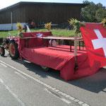 Bucher für Schweizermannschaft