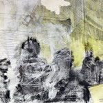 Ohne Titel, Grafit, Tusche auf Papier, 24 x 20 cm