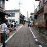 津屋崎千軒のあちこちに出店があり、一日歩いても飽きません!