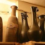 """ваза напольная керамика """"С кувшинчиками"""""""