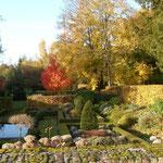 Le bassin en automne