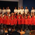 Abschlusskonzert von SWACI mit der Kinderkantorei St. Matthäus