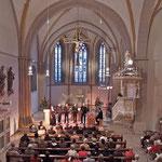 Niedersächsische Musiktage: Wandelkonzert mit dem Calmus-Ensemble