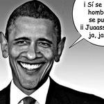 Obama.- cartoonja.com FEDE
