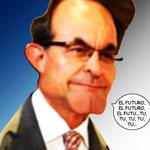 ARTUR MAS.- FEDE JF.- cartoonja.com