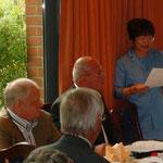 Grußwort der Generaldirektorin der Taipeh-Vertretung, Frau Hsiao-nee Chang