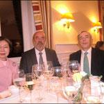 v.l. Agnes H.Y. Chen, Dr, Gerd Boesken, Dr. Thomas Mirow