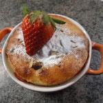 pistache cake met zomerfruit