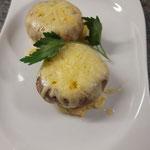 champignon kaas